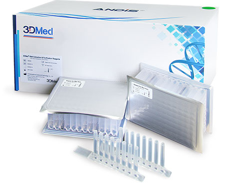 ANDiS Viral Nucleic RNA Auto Extraction & Purification Kit